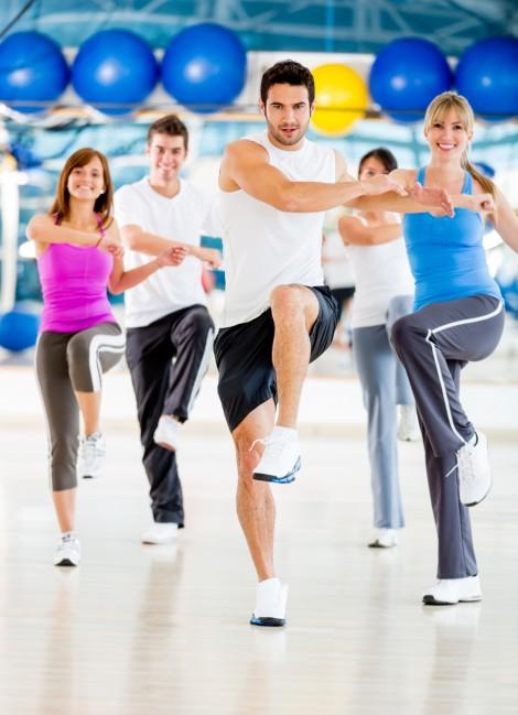 DANCE AEROBIC (Choreo Cardio)