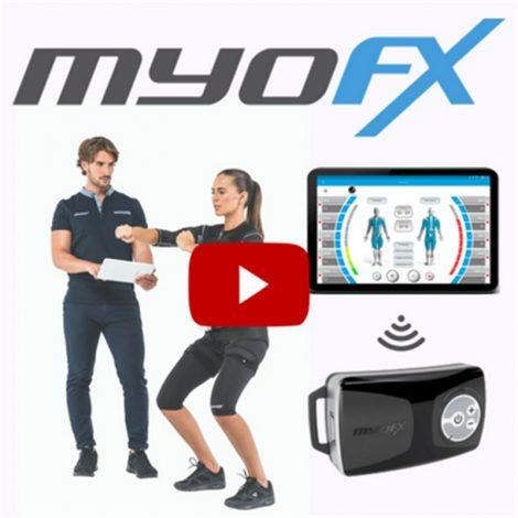 Ηλεκτρομυοδιέγερση EMS MyoFX®