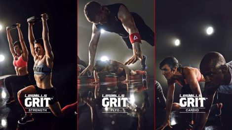 GRIT SERIES (strenght-cardio-plyo)